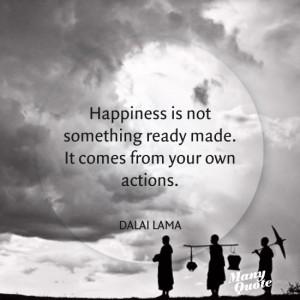 by dalai lama