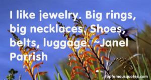 Janel Parrish Quotes Pictures