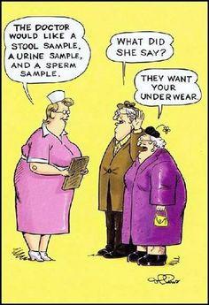 Senior Citizen Humor