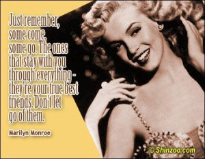 Marilyn Monroe Famous Credited
