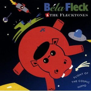 Bela Fleck & the Flecktones - Flight of the Cosmic Hippo (1991)
