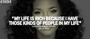 kushandwizdom #quotes #alicia keys quotes #alicia keys