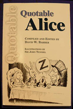 quotes from alice in wonderland from alice in wonderland book