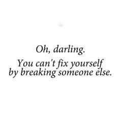 It's true!! Don't bring others down to try and lift yourself up...you ...