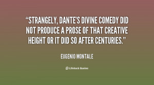 Dante 39 s Divine Comedy Quotes