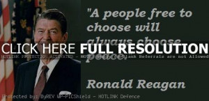Ronald Reagan Quotes Sayings Government History Teachers On Picture