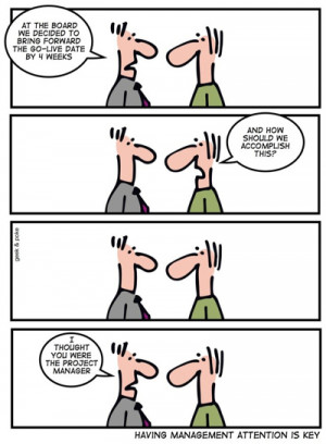 funny project management cartoons