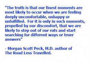 Morgan Scott Peck Quote