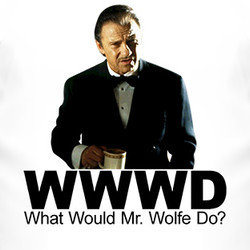 ... Bay T Shirt $18 Buy Pulp Fiction What Would Mr Wolf Do T Shirt $18 Buy
