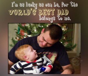 be for the world s best dad belongs to me