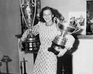 Babe Didrikson Zaharias was the most successful female athlete of her ...