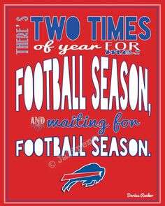 Football, Football Seasons, Seasons Kickoff, Buffalo Bills Football ...
