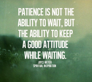 funny quotes on lack of patience
