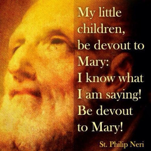St. Philip Neri. Not sure why I love this SO much.