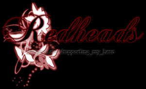 redheadspng Image