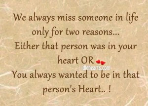 Missing Someone In Heaven Quotes For Facebook