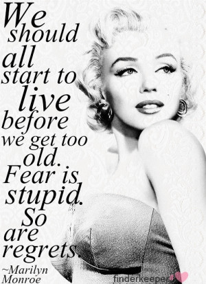 Best Marilyn Monroe Quotes & Sayings