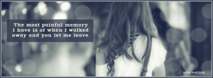 ... quotes painful memory facebook covers painful memory fb covers painful
