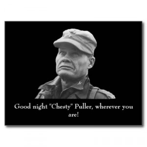 Chesty Puller - M14 Forum