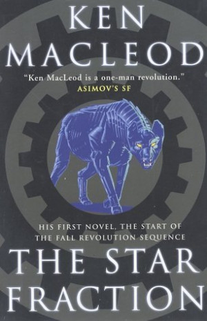 """Start by marking """"The Star Fraction (The Fall Revolution, #1)"""" as ..."""