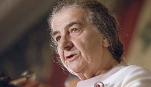 Great Quotes From Golda Meir