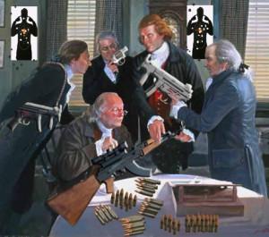 Wrong Again, Chubalito! Founding Fathers Refute Michael Moore