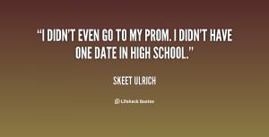 Prom Quotes