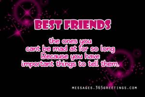 Good Best Friend Quotes