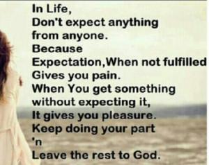 Reminder! Keep giving forward!