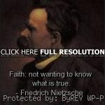 friedrich nietzsche, quotes, sayings, faith, short quote, wisdom ...