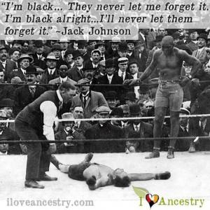 """Jack"" Johnson, The 1st Black American world heavyweight boxing ..."