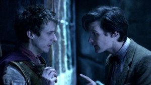 Rory and the Doctor - rory-williams Screencap