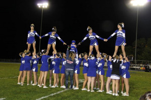 cheer high school cheer sideline cheer all girls team