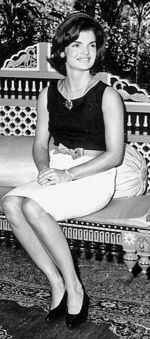 jacqueline kennedy onassis known popularly as jackie kennedy from her ...