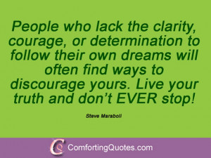 ... Your Dreams Quotes By Famous People 14 famous follow your dreams