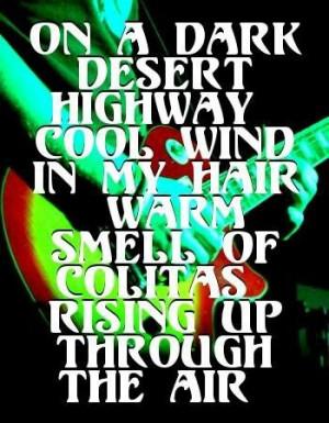 Hotel California ~The Eagles