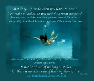 Recovery Quote Of The Week: August 31, 2011