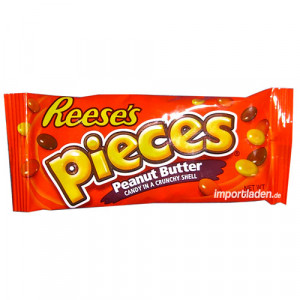 Hershey's Reese's Pieces Peanut Butter Reviews
