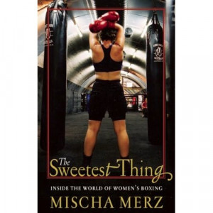 ... sent me on a blurb for her next book - The Sweetest Science. She says