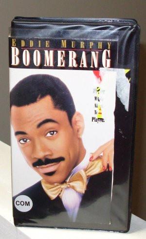 boomerang vhs movie starring eddie murphy boomerang eddie murphy