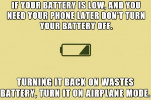 Funny Battery Quotes