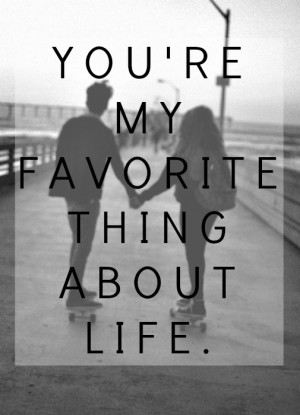 boy, couple, girl, holding hands, love, skateboarding. life. favorite ...