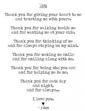 love you so much! - Jinxi