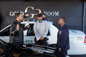 ride along 5 570x380 Ride Along: Ice Cube, Tim Story & Kevin Hart
