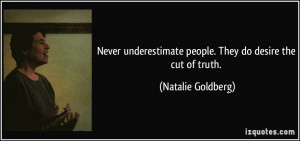 More Natalie Goldberg Quotes