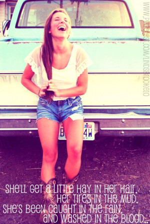 ... Country Girls, Country Songs Quotes For Girls, Country Music, Southern