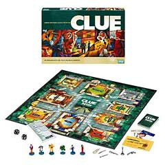 Clue is a murder mystery board game, also known as the Cluedo board ...