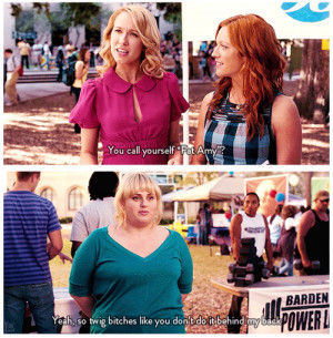 Pitch Perfect (2012) Quote (About crystal meth, funny, gif) | We ...