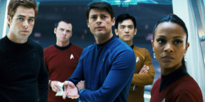 VIDEO: The Cast Of STAR TREK BEYOND Show Off Their Dance Moves For ...