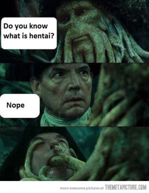Funny photos funny Davy Jones Pirates of the Caribbean